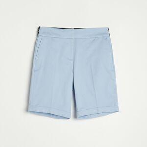 Reserved - Ladies` shorts - Modrá