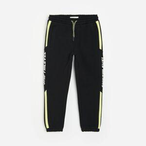 Reserved - Boys` trousers - Čierna