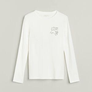 Reserved - Tričko s dlhými rukávmi -