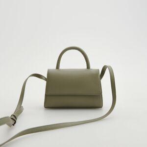 Reserved - Ladies` handbag - Zelená