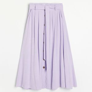 Reserved - Ladies` skirt - Purpurová