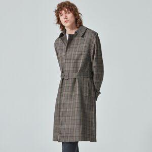 Reserved - Károvaný plášť - Viacfarebná