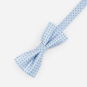 Reserved - Motýlik zo štruktúrovanej látky - Modrá