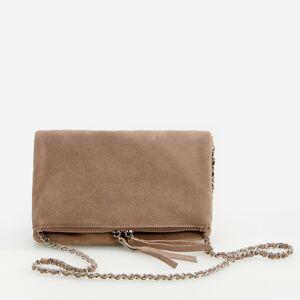 Reserved - Ladies` handbag - Béžová