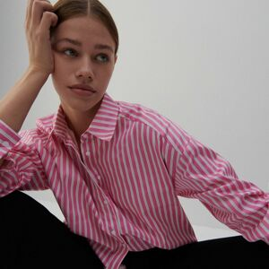 Reserved - Ladies` shirt - Ružová