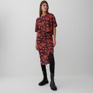 Reserved - Vzorovaná sukňa - Viacfarebná