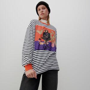 Reserved - Bavlnené tričko s potlačou - Viacfarebná