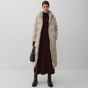 Reserved - Páperový kabát - Béžová