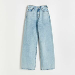 Reserved - Ladies` jeans trousers - Modrá