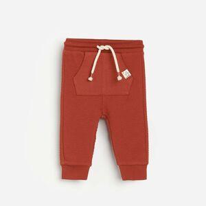 Reserved - Teplákové nohavice - Červená
