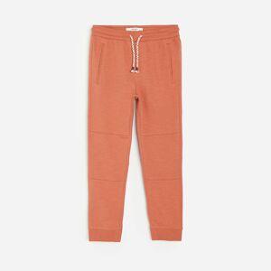 Reserved - Basic teplákové joggery - Oranžová