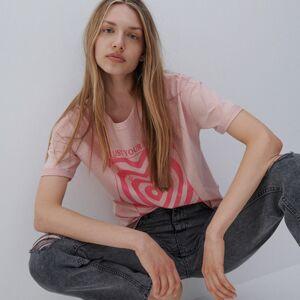 Reserved - Tričko s potlačou - Ružová