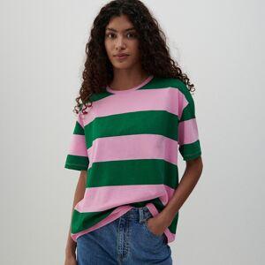 Reserved - Bavlnené tričko - Viacfarebná