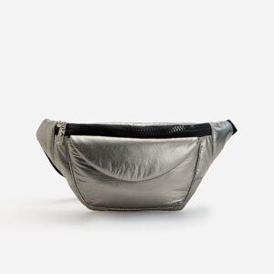 Reserved - Ľadvinka z recyklovaného polyesteru - Strieborná