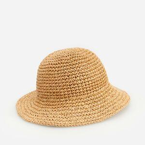 Reserved - Slamený klobúk - Béžová