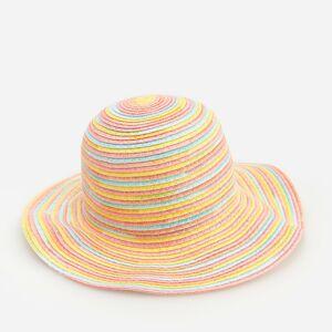 Reserved - Slamený klobúk - Viacfarebná