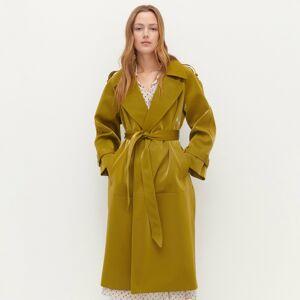 Reserved - Ladies` coat - Hnědá