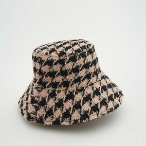 Reserved - Klobúk typu bucket hat - Béžová