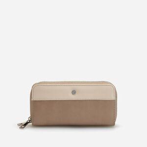 Reserved - Peňaženka z umelej kože - Ružová