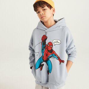 Reserved - Boys` sweatshirt - Modrá