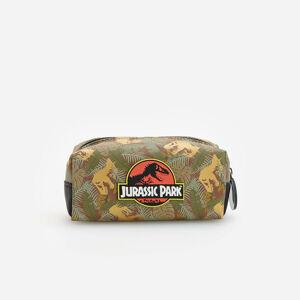 Reserved - Vzorovaný peračník Jurassic Park - Zlatá