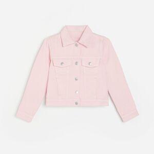 Reserved - Džínsová bunda - Ružová