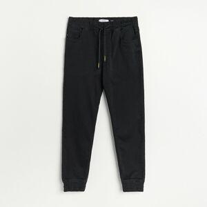 Reserved - Džínsové joggery - Čierna