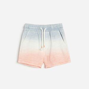 Reserved - Boys` shorts - Oranžová