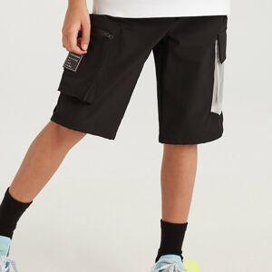 Reserved - Boys` shorts - Čierna