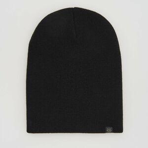 Reserved - Basic čiapka beanie - Čierna