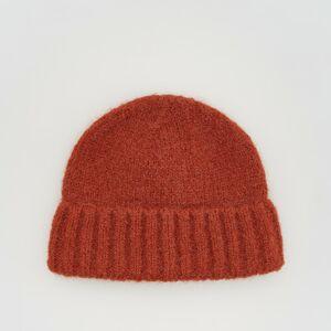 Reserved - Vlnená čiapka - Červená