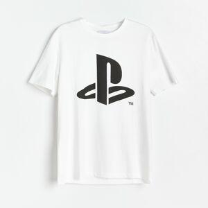 Reserved - Men`s t-shirt - Biela