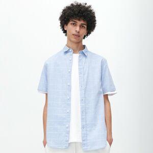 Reserved - Košeľa regular fit - Modrá