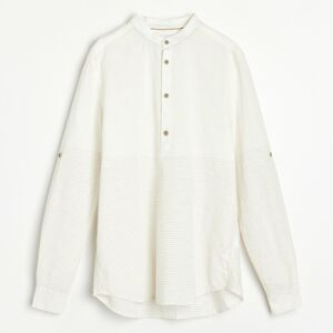 Reserved - Men`s shirt - Biela