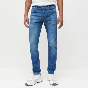 Reserved - Džínsy comfort fit - Modrá