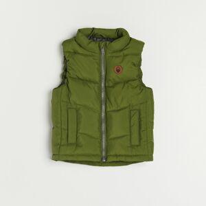 Reserved - Zateplená vesta - Zelená