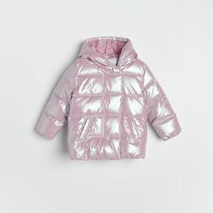 Reserved - Girls` outer jacket - Ružová