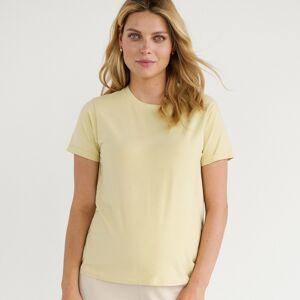 Reserved - Tričko z organickej bavlny - Zelená