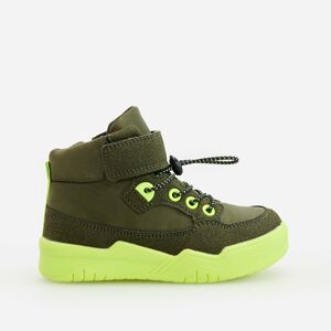 Reserved - BOYS` SNEAKERS - Khaki