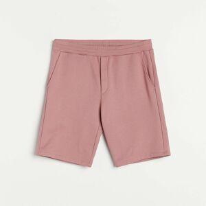 Reserved - Men`s shorts - Purpurová