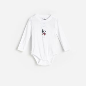 Reserved - BABIES` BODY SUIT - Biela