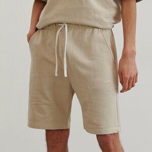 Reserved - Joggerové šortky - Béžová