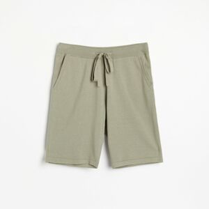 Reserved - Men`s shorts - Zelená