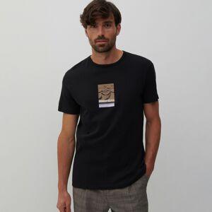 Reserved - Tričko s potlačou - Čierna