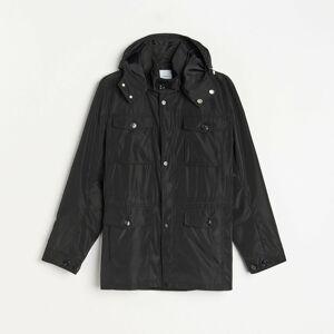 Reserved - Men`s outer jacket - Čierna