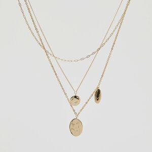 Reserved - Necklace - Zlatá