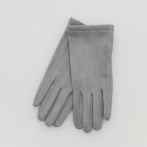 Reserved - Dámske rukavice - Svetlošedá