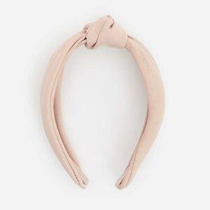 Reserved - Hairband - Krémová