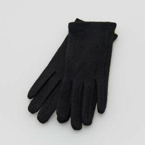 Reserved - Vlnené rukavice - Čierna