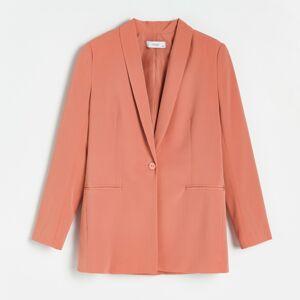 Reserved - Ladies` blazer - Oranžová